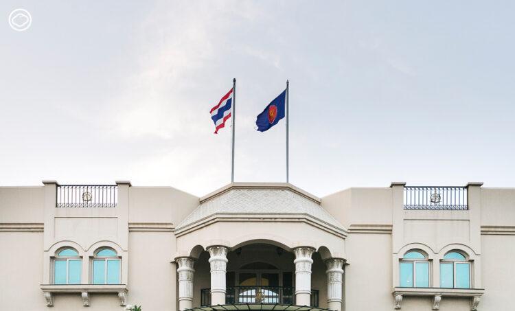 สถานทูตไทยประจำกรุงมานามา คฤหาสน์หลังงามที่บาห์เรน