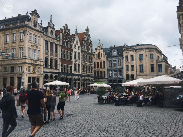 ความเป็นทีมของชาว Leuven กับ 10 มาตรการแก้เกม COVID-19 ในชุมชนที่จะพาทุกคนรอดไปด้วยกัน
