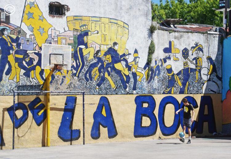 เข้า อาร์เจนตินา ไปหลิ่วตาตาม ดูทีมฟุตบอลของ ปชช. กับสิ่งมหัศจรรย์ของโลกแห่งวงการฟุตบอล