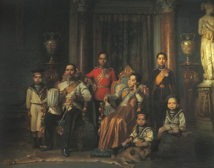 ประวัติศาสตร์การนั่งของสยาม ตั้งแต่ยุคที่เก้าอี้มีไว้ให้ชนชั้นสูงโชว์มากกว่าใช้, ประวัติศาสตร์เก้าอี้ในไทย