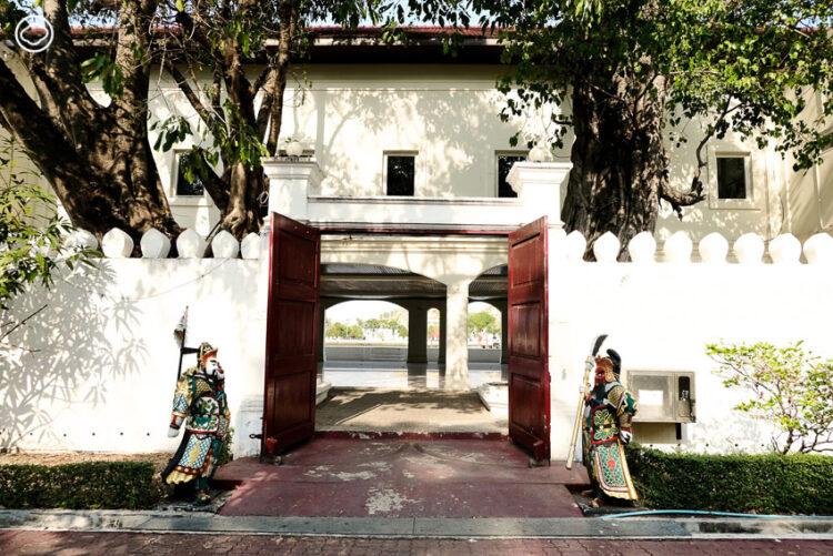 พระนิเวศน์เดิม : พื้นที่จวนริมน้ำของรัชกาลที่ 1 ซึ่งกลายเป็นจุดเริ่มต้นของ กองทัพเรือไทย