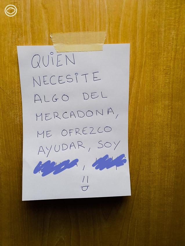 ความสนุกสร้างสรรค์ของชาว สเปน เมื่อต้อง กักตัวอยู่บ้าน กันทั้งประเทศ