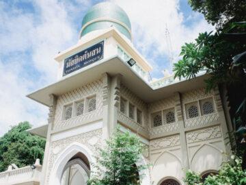 กุโบร์มัสยิดต้นสน ที่จุประวัติศาสตร์ ร่างมุสลิมคนสำคัญ ตั้งแต่ยุคพระเจ้าตากจนปัจจุบัน
