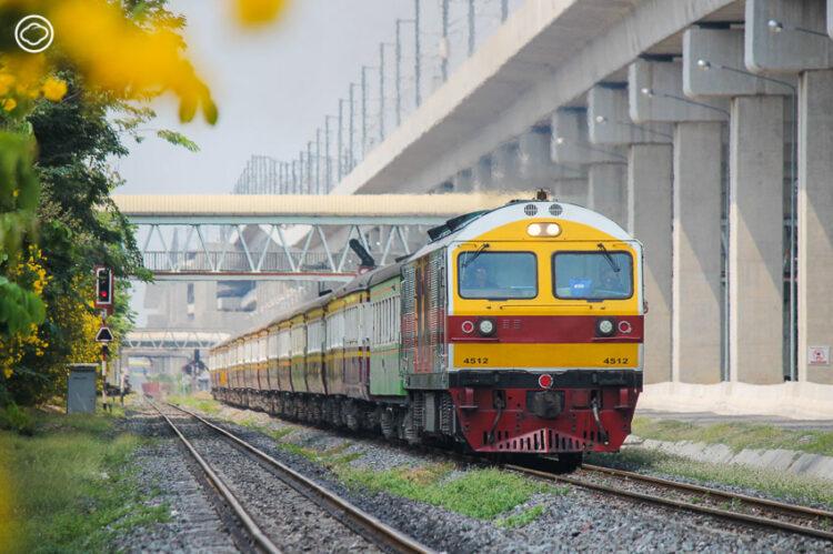 COVID-19 เหตุการณ์หนักหนาที่สุด ที่ทำให้ได้เห็นภาพที่ไม่เคยเกิดขึ้นกับการรถไฟไทยมาก่อน