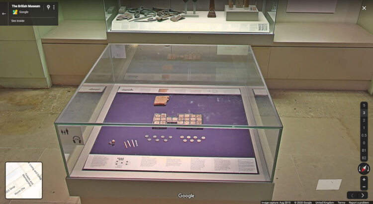 8 สมบัติล้ำค่าจากทั่วโลกใน British Museum ที่เข้าไปชมชัดๆ ได้ทางออนไลน์