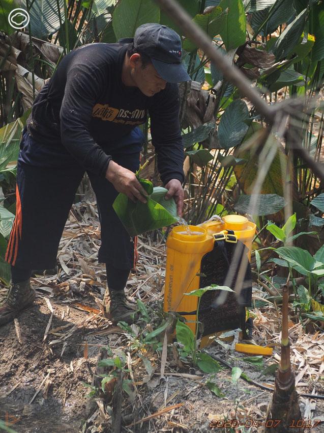 อาสาดับไฟป่า การรวมตัวอาสาสมัครจากทั่วไทย เพื่อสร้างภารกิจดับไฟป่าด้วยนวัตกรรม