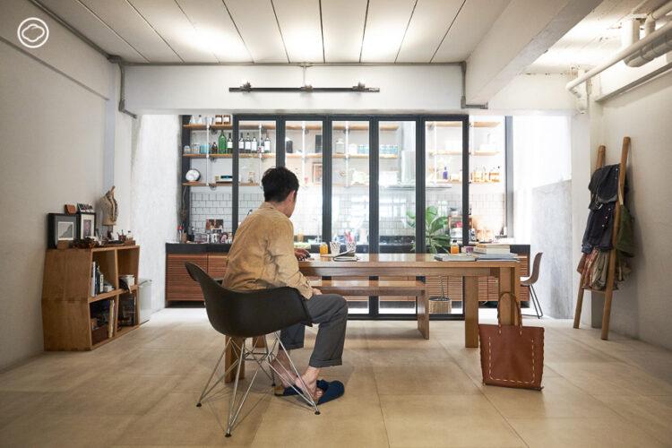 บ้านของ อู-ธนวัฒน์ ควนสุวรรณ แห่ง By Myself Handcrafted ที่รีโนเวต by himself ทุกขั้นตอน