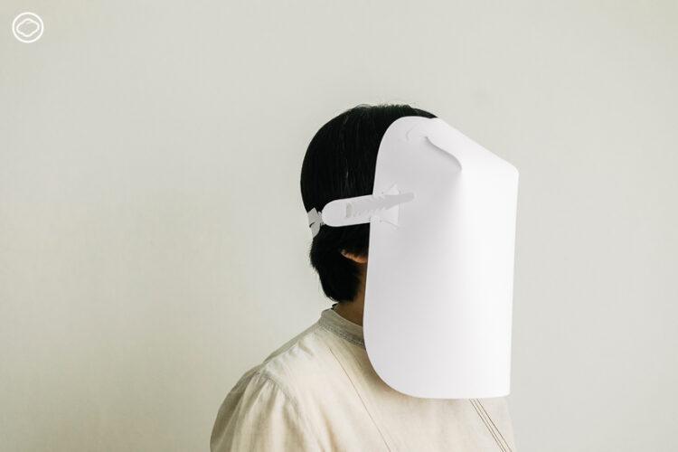 เราจะชนะ! ความร่วมมือของวิศวกรกระดาษจาก 3 มุมโลกเพื่อสร้างมาตรฐานใหม่ให้ Face Shiled