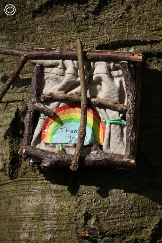 วิถีแม่บ้านอังกฤษช่วงกักตัว จ่ายกับข้าวในป่าแทนตลาด เก็บวัชพืชมาปรุงอาหารสร้างภูมิ, กิจกรรมช่วงกักตัว