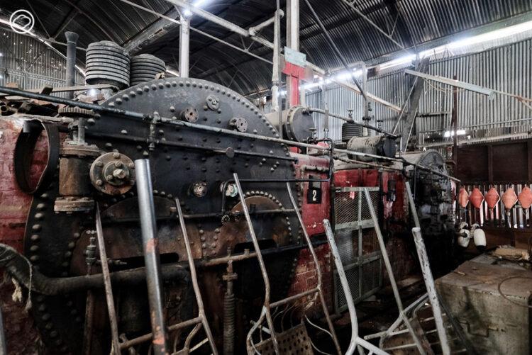 แกะรอยเครื่องจักรวินเทจใน อู่เรือหลวง อู่กองทัพเรืออายุ 130 ปี, อู่เรือหลวงแห่งแรกของไทย, กรมอู่ทหารเรือ