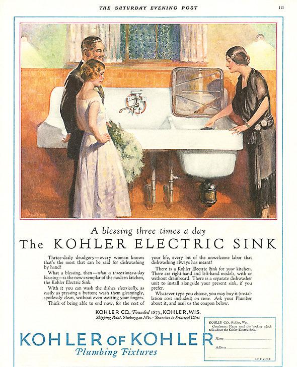 15 เรื่องตลอด 146 ปีของ Kohler แบรนด์สุขภัณฑ์ที่มุ่งสร้างสุนทรียภาพในชีวิตผู้ใช้ให้ดีขึ้น, ประวัติ Kohler