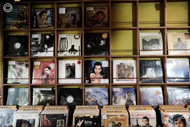 ดีเจมาฟไซ, Zudrangma Records, ณัฐพล เสียงสุคนธ์