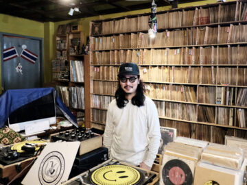 ดีเจมาฟท์ไซ, Zudrangma Records, ณัฐพล เสียงสุคนธ์