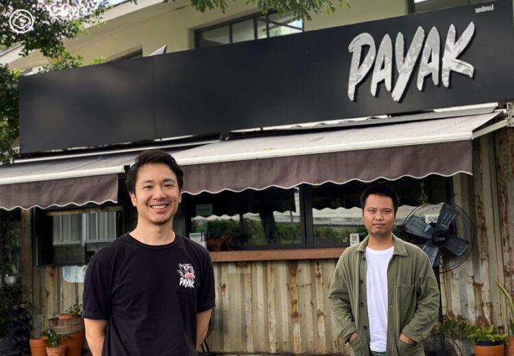 PAYAK ร้านเบอร์เกอร์ ที่ออกแบบรสชาติเพื่อลิ้นคนไทยด้วยพริกแกงพื้นบ้าน สมุนไพรเมืองร้อน