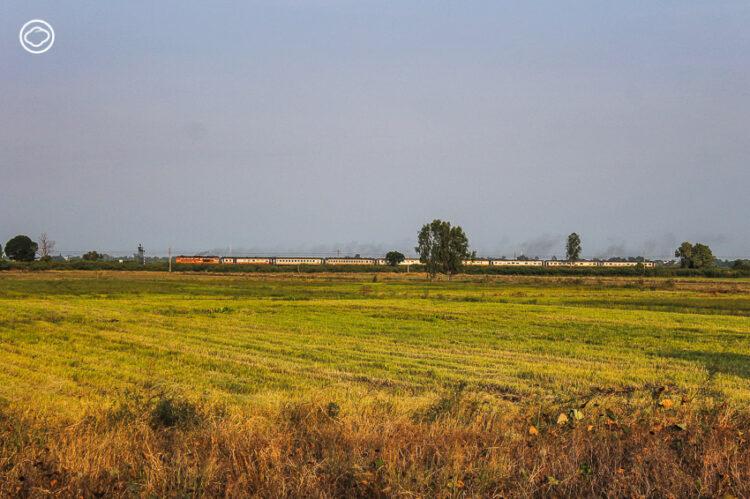 ห้องเรียนมีชีวิตเรื่องรถไฟของ 'คนรักรถไฟ' กับสิ่งที่ได้จากกิจกรรมนั่งสังเกตรถแต่ละขบวนรถไฟไทย, รถไฟไทย