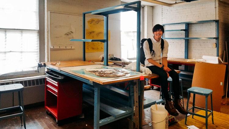 ว่าน รัชชุ สุระจรัส จาก Seasons Change สู่ภูมิสถาปนิกในสหรัฐฯ ที่ทำงานออกแบบเพื่อสิ่งแวดล้อม