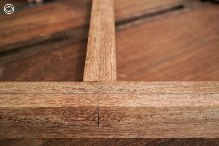 วิธีทำที่วางกระถางต้นไม้ ด้วยอุปกรณ์พื้นฐาน โดยสตูดิโอช่างไม้ที่อยากทำของใช้ในบ้านขึ้นเอง, น้อย-กิตติศักดิ์ น้อยเจริญ