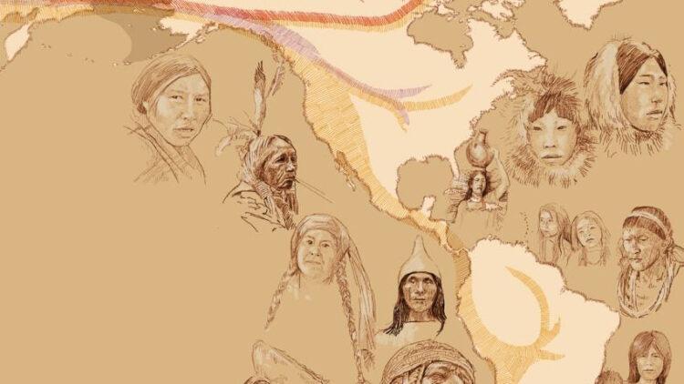เมื่องานวิจัยทางพันธุกรรมค้นพบว่า คนอเมริกันเดิมมาจากชาวเอเชีย, ชนพื้นเมืองอเมริกา, Genomics