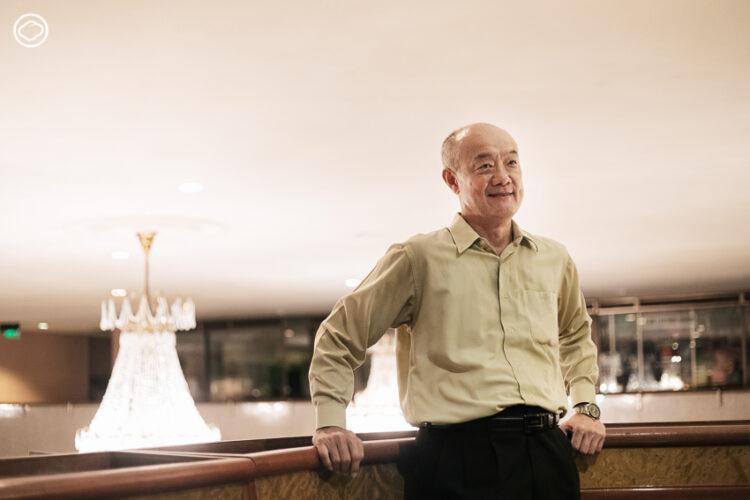 วิธีบริหารโรงแรมเอเชียจากยุคต้มยำกุ้งถึง Covid-19 ของ สุรพงษ์ เตชะหรูวิจิตร