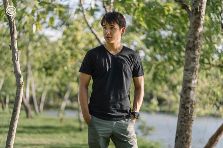 นิว ชัยพล จูเลี่ยน พูพาร์ต จากเด็กเลือดร้อนสู่นักเดินทางที่เข้าใจธรรมชาติและนักชิมที่เชื่อเรื่องการกินอย่างยั่งยืน