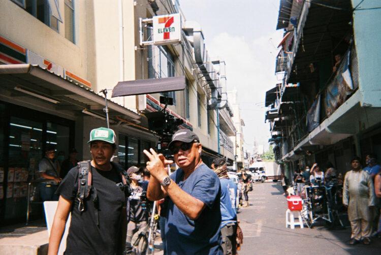 ชาลี สังขะเวส ผู้ช่วยผู้กำกับกองหนังฮอลลีวูดในไทยตั้งแต่ The Beach จนถึง Extraction