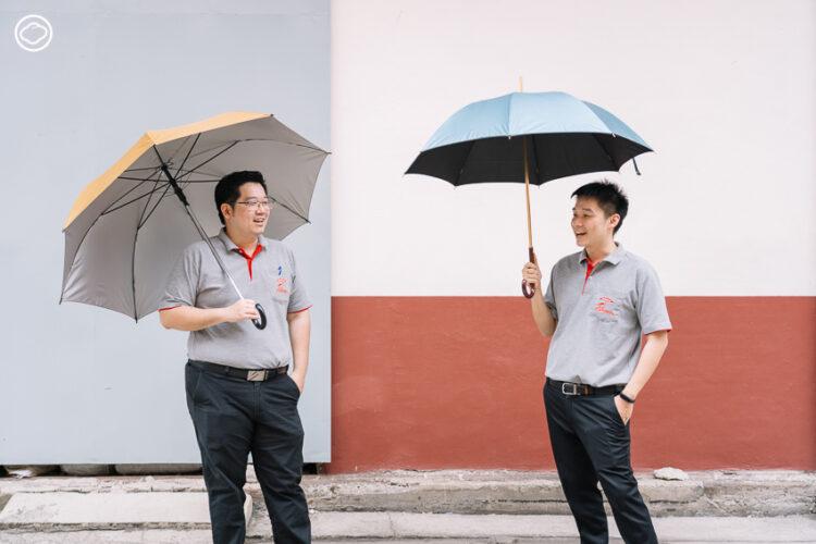 ทายาทรุ่นสามฟลามิงโก้ แบรนด์ร่มสัญชาติไทยอายุ 42 ปีผู้เชี่ยวชาญเรื่องร่มทุกประเภท, ร่มฟลามิงโก้, ธุรกิจคนไทย
