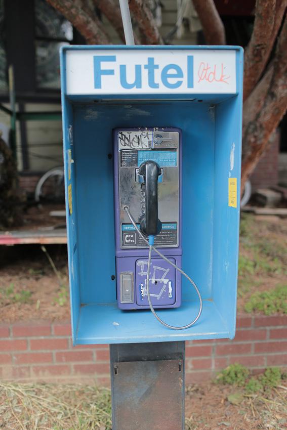 Futel คืนชีพตู้โทรศัพท์สาธารณะพอร์ตแลนด์ ชวนยกหูหาเพื่อนยันผู้ว่าฯ ฟรี, ตู้โทรศัพท์สาธารณะ