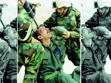 พลังของภาพข่าวสงครามใบเดียวที่กลายมาเป็นบทเรียนให้คนวงการสื่อทั่วโลก, photojournalism, สงครามอิรัก