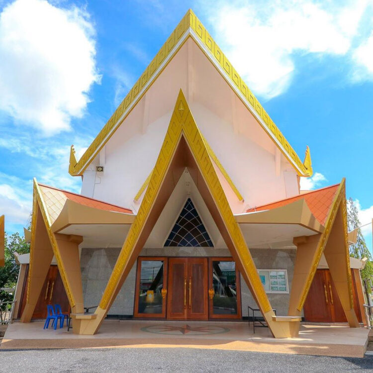 โบสถ์โมเดิร์น สมัยสงครามเย็น เมื่อยุคอวกาศเปลี่ยนโฉมหน้าโบสถ์ทั่วโลกให้ทันสมัย