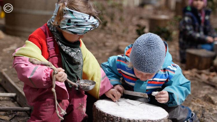 Nature Kinder รร.อนุบาลในป่าที่เด็กนักเรียนมีหน้าที่ 'เล่น' ตลอดทั้งวันและทั้งปี, โรงเรียนทางเลือก