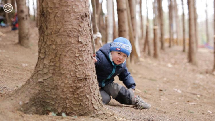 Nature Kinder รร.อนุบาลในป่าที่เด็กนักเรียนมีหน้าที่ 'เล่น' ตลอดทั้งวันและทั้งปี
