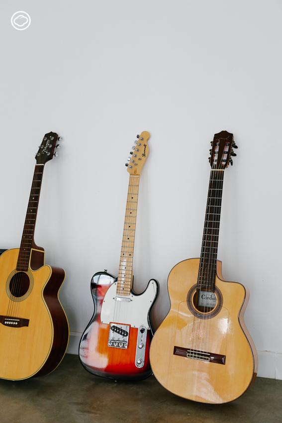 Music Therapy เคล็ดไม่ลับกับการใช้จังหวะในดนตรียังไงให้ใจรู้สึกดี มีพื้นที่ปลอดภัย, โจเซฟ ซามูดิโอ, มีรัก คลินิก