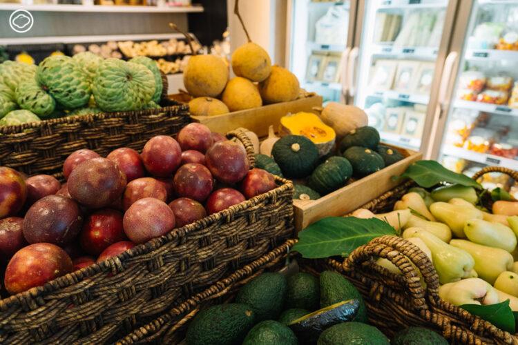 Sweet & Green ฟาร์มช็อปในบ้านย่านเอกมัยที่ส่งผักผลไม้ปลอดภัยจากปากช่องถึงคนเมือง, Sweet & Green เอกมัย