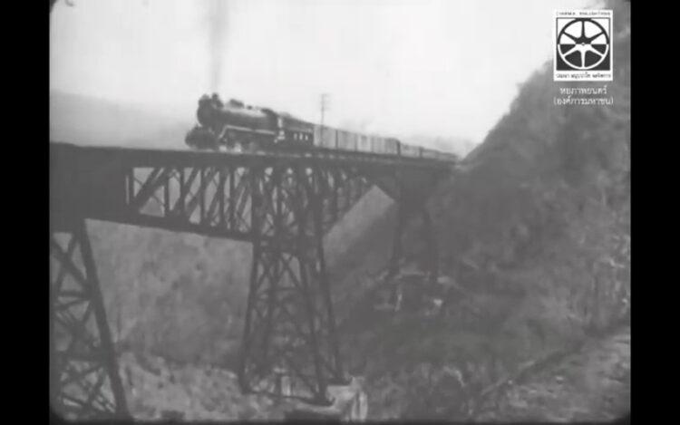 ย้อนเวลาไปชม 'สองข้างทางรถไฟ' สารคดีประชาสัมพันธ์การรถไฟ 69 ปีก่อนว่าอะไรหายไปบ้าง, อุโมงค์รถไฟขุนตาน, ขุนตาล