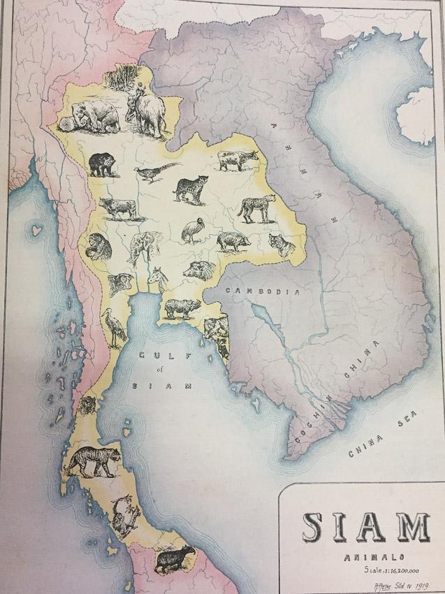 ตำราภูมิศาสตร์ไทยเล่มแรก โดยคนฝรั่งเศสเมื่อร้อยปีก่อนที่เล่าว่าน้อยหน่านครปฐมอร่อยสุด