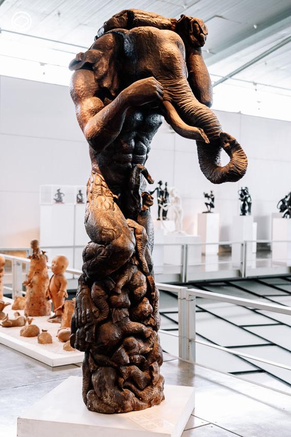 ศูนย์ประติมากรรมกรุงเทพ แหล่งรวมศิลปะมาสเตอร์พีซของเมืองไทยกว่า 200 ชิ้น, เสริมคุณ คุณาวงศ์