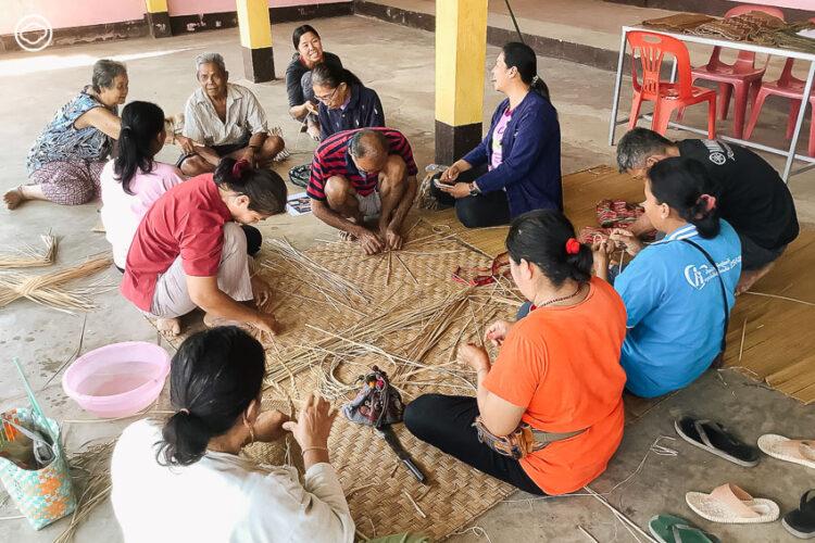 Craftroom แบรนด์ของนักพัฒนางานคราฟต์ที่อยากเป็นผู้ช่วยที่ดีให้ชุมชนหัตถกรรมทั่วไทย, จี-จิรวัฒน์ บุญสมบัติ
