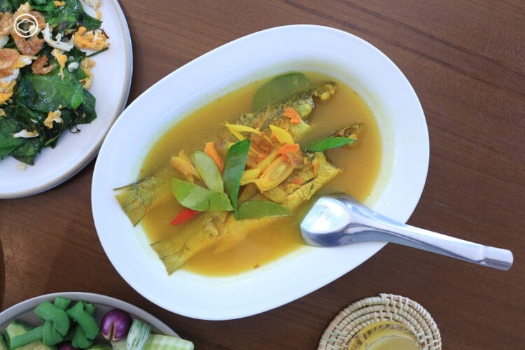 Din Din Thai Cuisine : ร้านอาหารใต้ ย่านแจ้งวัฒนะ ที่ทำอาหารสูตรเฉพาะในครอบครัวคนนครศรีธรรมราช