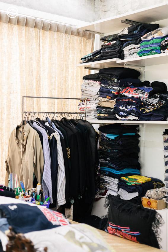 เข้าห้องเสื้อ Dry Clean Only ซักถามวิธีคิดทำธุรกิจ ที่หยิบเสื้อเก่ามาดัดแปลงใหม่จนไปไกลระดับโลก
