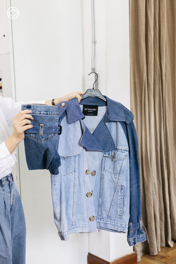 เข้าห้องเสื้อ Dry Clean Only Bangkok ซักถามวิธีคิดทำธุรกิจ ที่หยิบเสื้อเก่ามาดัดแปลงใหม่จนไปไกลระดับโลก