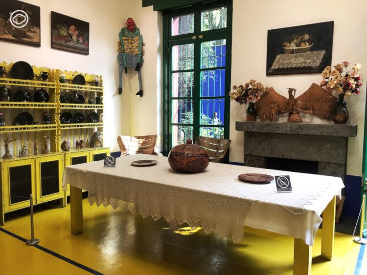 ตามรอยบ้านของ Frida Kahlo และ Diego Rivera ที่เม็กซิโกซิตี้, The Blue House, Museo Dolores Olmedo, Frida Museum