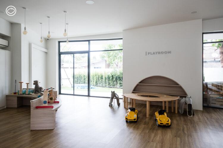 Kensington Learning Space โรงเรียนสอนพิเศษที่เชื่อว่าการเล่นคือการเรียนรู้ที่ดีที่สุด