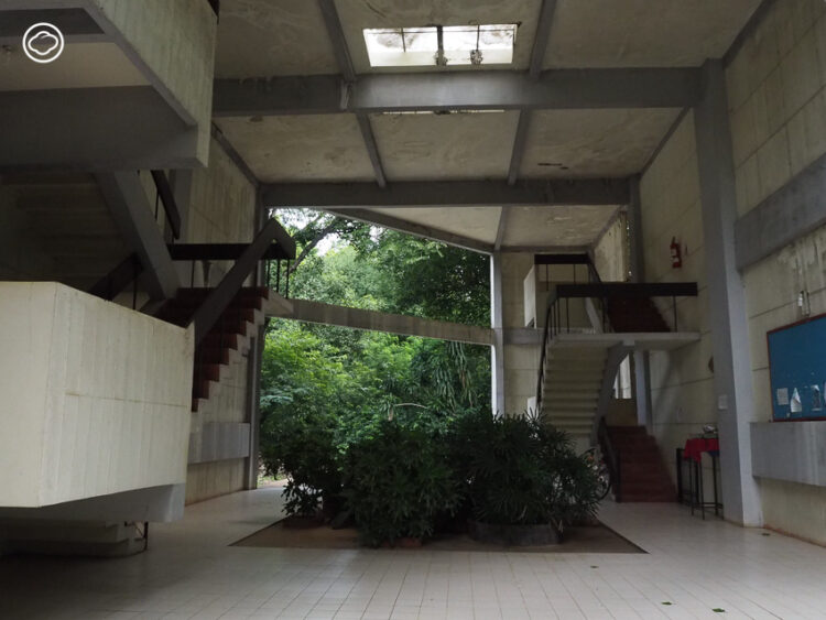 แกะรอยอาคารสไตล์โมเดิร์นยุคแรกของภาคอีสาน ในมหาวิทยาลัยขอนแก่น, ตึกเก่าในมข., KKU, สถาปัตยกรรม, อาคารโมเดิร์น