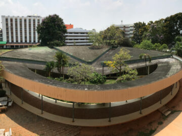 แกะรอยอาคารสไตล์โมเดิร์นยุคแรกของภาคอีสาน ในมหาวิทยาลัยขอนแก่น, ตึกเก่าในมข., KKU, สถาปัตยกรรมโมเดิร์น, อาคารโมเดิร์น