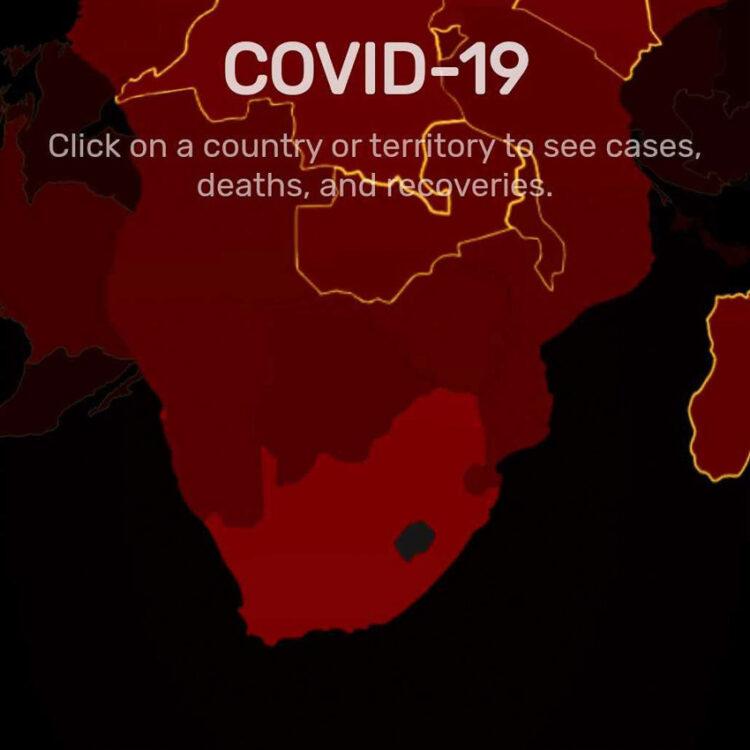 เพื่อนของฉันคือนักบินจากเลโซโท ประเทศท้ายๆ ในโลกที่พบผู้ติดเชื้อ COVID-19