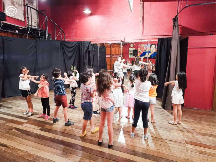 Musical Theatre for KIDS เวิร์กช็อปละครเวทีสำหรับเด็กที่สอนสกิลล์การใช้ชีวิตผ่านศิลปะ