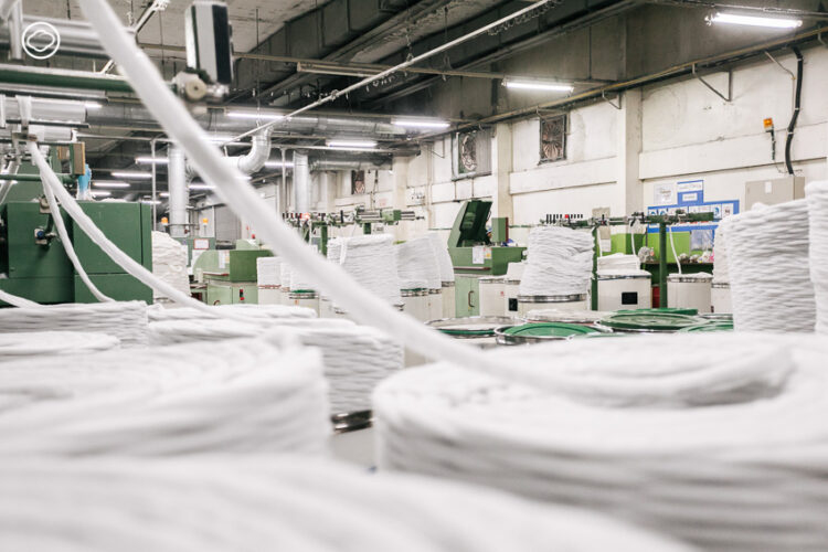 ทายาทรุ่นสาม SC GRAND โรงงานปั่นด้ายที่รีไซเคิลจากเศษของเสียในอุตสาหกรรมสิ่งทอมา 55 ปี