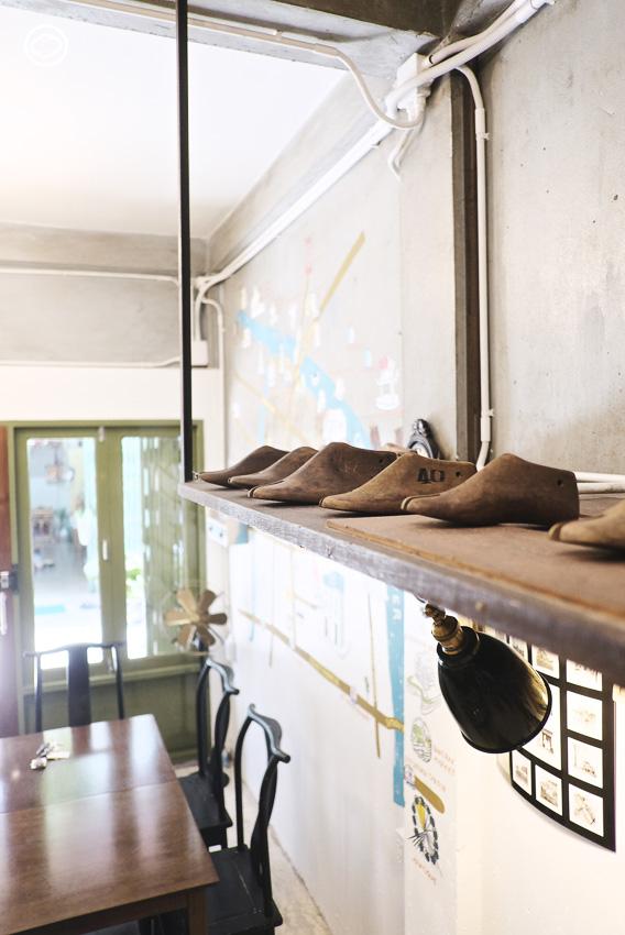 Shoes Maker Home อดีตโรงงานรองเท้าที่กลายเป็นโรงแรมเล็กย่านวงเวียนใหญ่