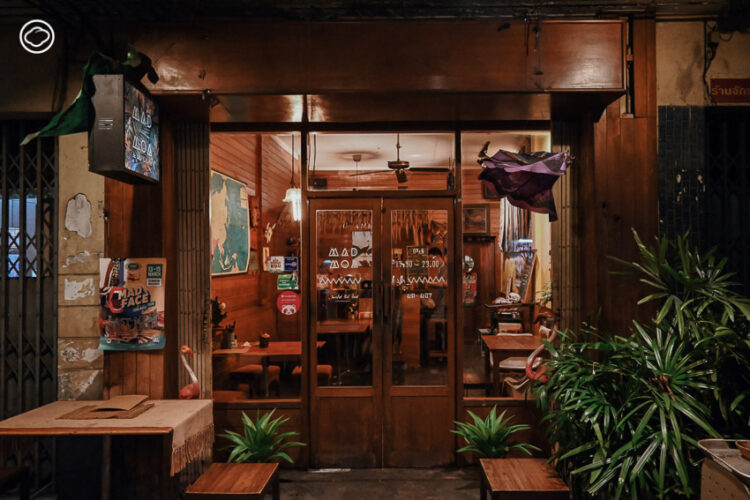 11 ร้านอาหาร คาเฟ่ และร้านเก๋ไก๋ ฝีมือคนรุ่นใหม่ในย่านเมืองเก่านางเลิ้ง