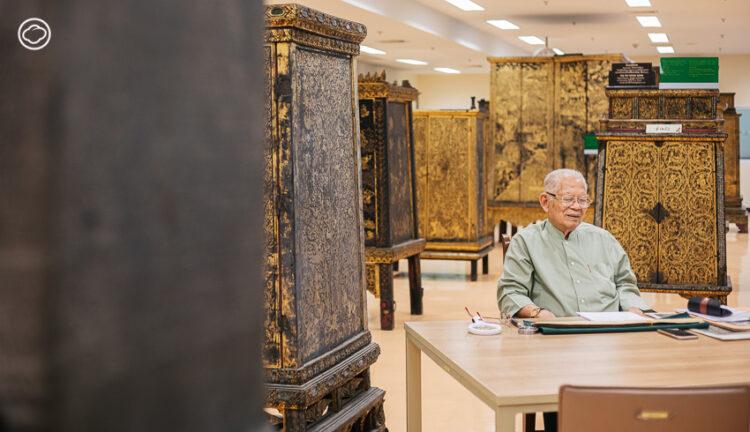 เทิม มีเต็ม นักเรียนประชาบาลวุฒิ ป.4 ที่กลายมาเป็นปรมาจารย์นักอ่านจารึกของไทย